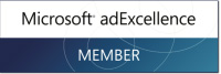 We are Microsoft adCenter Qualified
